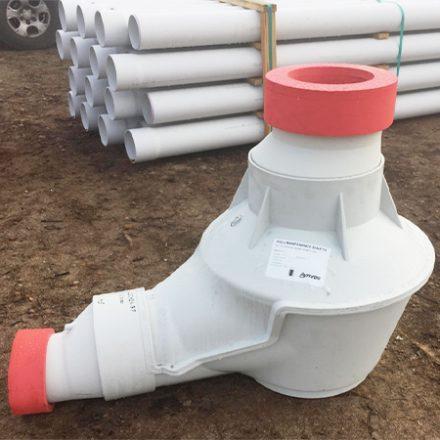 PVC Maintenance Shaft