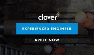 Clover Pipelines: innovative engineer wanted.