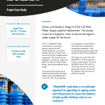 Fish river water supply: Stage 2 pipeline replacement – Case Study