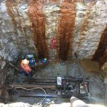 Canterbury Town Centre Microtunneling Project