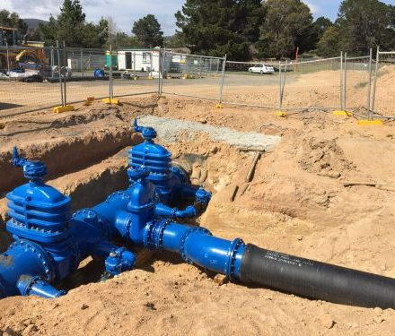 Fish River Water Supply and Pipeline Replacement