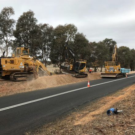Molong, Cumnock to Yeoval Pipeline