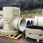GRP Manholes for Trunk Sewer update