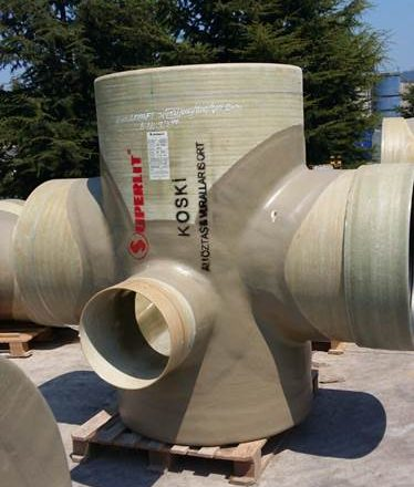 GRP Pipes, Supplying Australia Wide | Clover Pipelines
