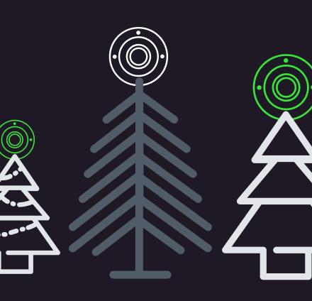 Clover Christmas Trees