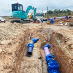 Edmondson Park Potable & Recycled Water Lead-In Project